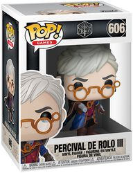 Vox Machina - Percival de Rolo III - Funko Pop! n°606