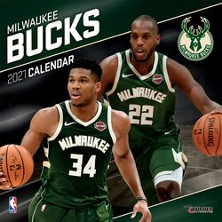 Milwaukee Bucks - Calendrier 2021