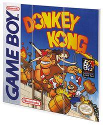 Donkey Kong - Pochette Game Boy
