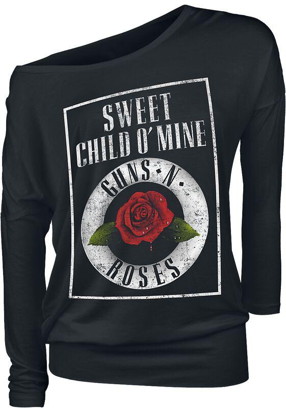 Sweet Child Rose