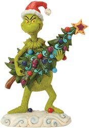 Le Grinch Volant le Sapin De Noël