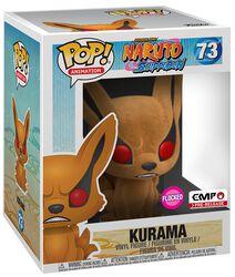 Naruto Shippuden - Kurama (Flocked et Oversize) - Funko Pop! n°73