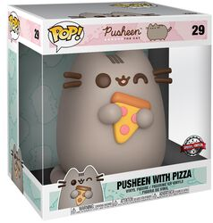 Pusheen Avec Pizza (Life Size) - Funko Pop! n°29