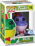 Spastik Plastik - Big Al (Funko Shop Europe) - Funko Pop! n°16