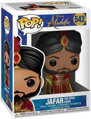 Jafar Le Vizir Royal - Funko Pop! n°542