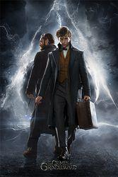 Les Crimes Grindelwald - Norbert & Dumbledore