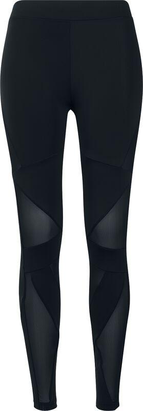Leggings Femme Triangles Mesh