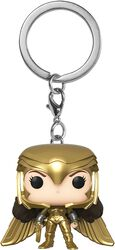 Wonder Woman 1984 - Wonder Monan Powerpose - Pop! Keychain