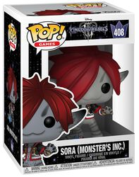 Kingdom Hearts 3 - Sora (Monstres & Cie) - Funko Pop! n°408