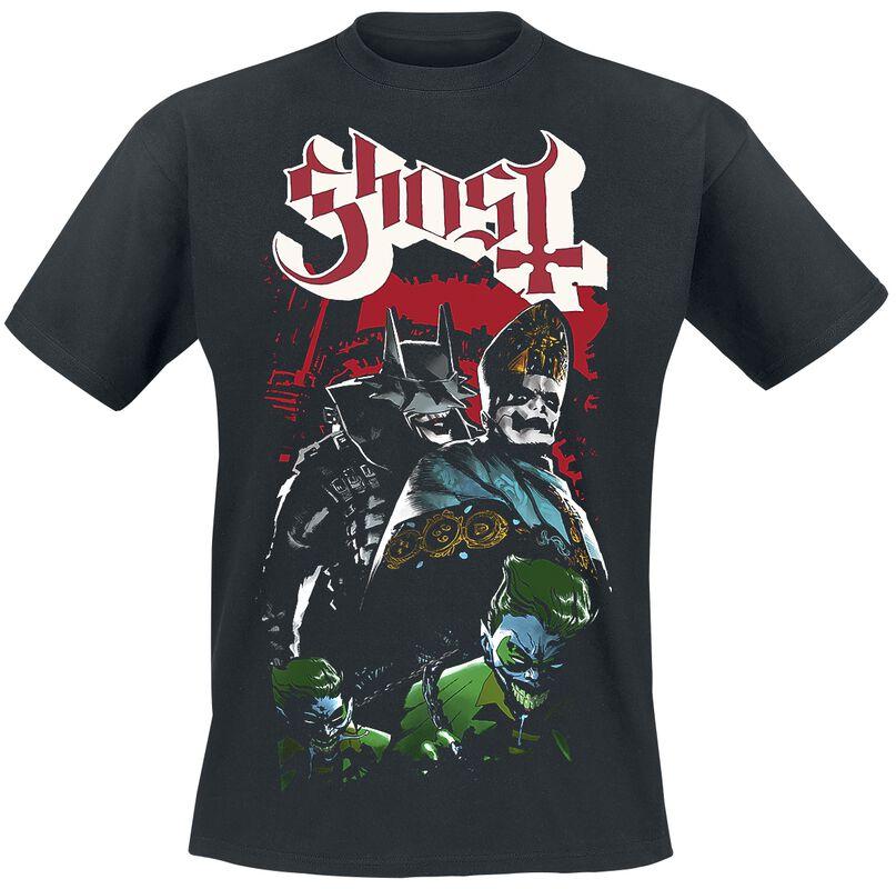 Ghost Dark Nights Death Metal – DC