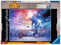 Univers -  2000 Pièces