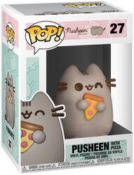 Pusheen Avec Pizza - Funko Pop! n°27