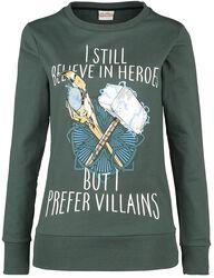 Loki - Prefer Villains