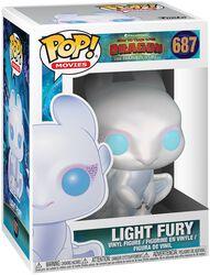 Dragons 3 - Light Fury - Funko Pop! n°687