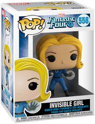 La Femme Invisible - Funko Pop! n°558