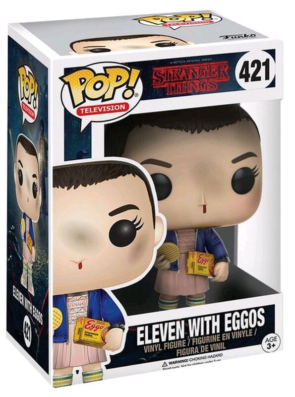 Onze Avec Des Eggos (Chase Possible) - Funko Pop! n°421