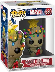Groot (Holiday) - Funko Pop! n° 530