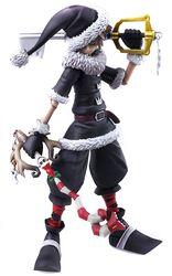 Kingdom Hearts II - Sora Christmas Town - Funko Pop! n°