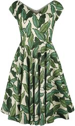 Robe Années 50 Rainforest