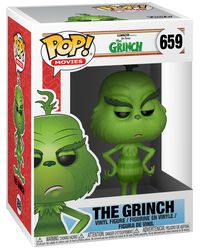 Figurine En Vinyle Le Grinch 659