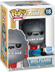 Spastik Plastik - Wolfgang (Funko Shop Europe) - Funko Pop! n°18