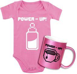 Body Bébé + Mug Power Up!
