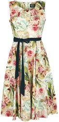 Robe Swing Warm Flower