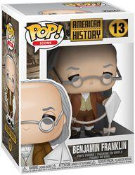 Benjamin Franklin - Funko Pop! n°13