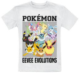 Évolutions d'Évoli