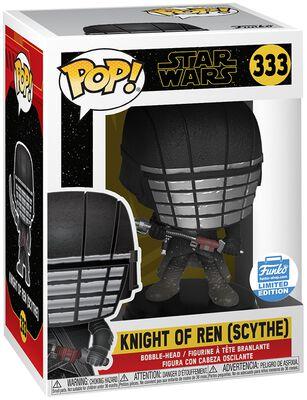 Épisode 9 - L'Ascension de Skywalker - Knight of Ren (Scythe) (Funko Shop Europe) - Funko Pop! n°333