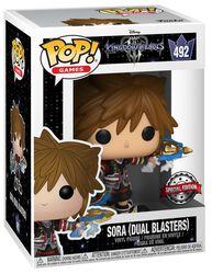 Sora (Double Blasters) - Funko Pop! n°492
