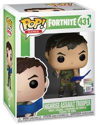 Figurine En Vinyle Highrise assault trooper 431