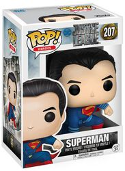 Superman (Landing Pose) Vinyl Figure 207