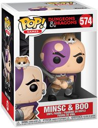 Minsc et Boo - Funko Pop! n°574