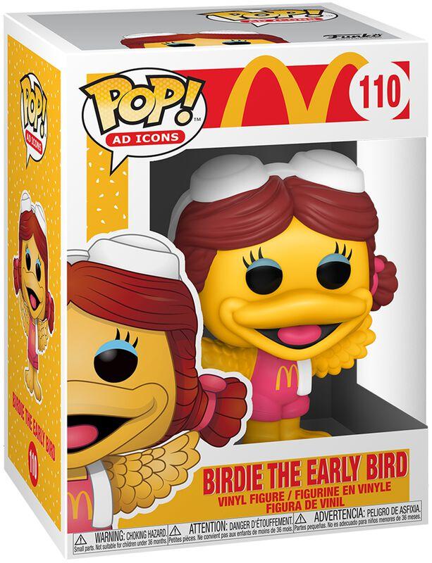 Mc Donalds Birdy The Early Bird - Funko Pop! n°110