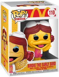Mc Donalds Birdy The Early Bird - Funko Pop! n°110