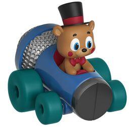 Super Racers  - Figurine En Vinyle Funtime Freddy