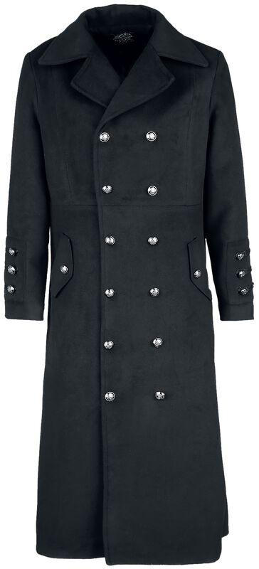 Manteau Militaire Classique