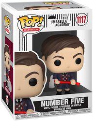 Numéro Cinq - Funko Pop! n°1117