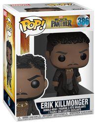 Figurine En Vinyle Erik Killmonger  386