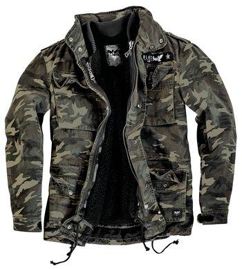 Veste Army Vintage