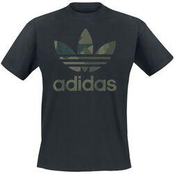 T-Shirt Logo Camouflage