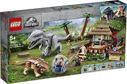 75941 - Indominus Rex vs. Ankylosaurus