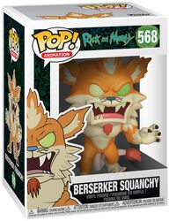Berserker Squanchy - Funko Pop! n°568