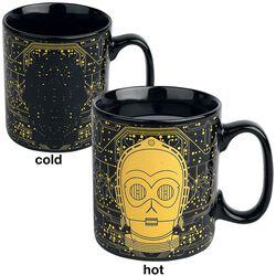 C-3PO - Mug  Thermoréactif