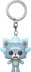 Teddy Rick - Pop! Keychain