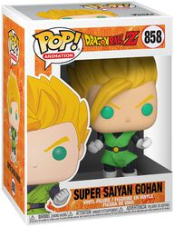 Dragon Ball Z - Super Sayan Gohan - Funko Pop! n°858