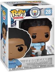Football Manchester City - Leroy Sané - Funko Pop! n°28