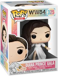 Wonder Woman 1984 - Diana Price Gala - Funko Pop! n°325