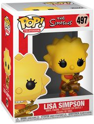 Lisa Simpson - Funko Pop! n°497